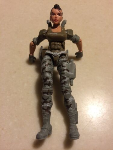 Repeinte clivage LANARD corps Custom rare GI JOE compatible soldat mercenaire!
