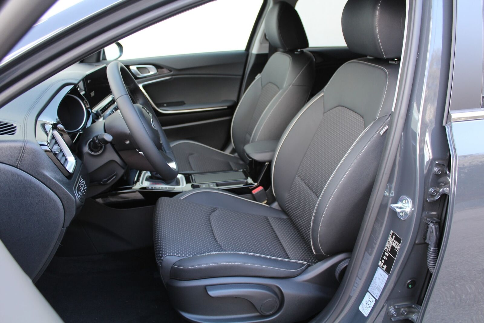 Kia Ceed 1,0 T-GDi mHEV Comfort Upgrade SW DCT - billede 4