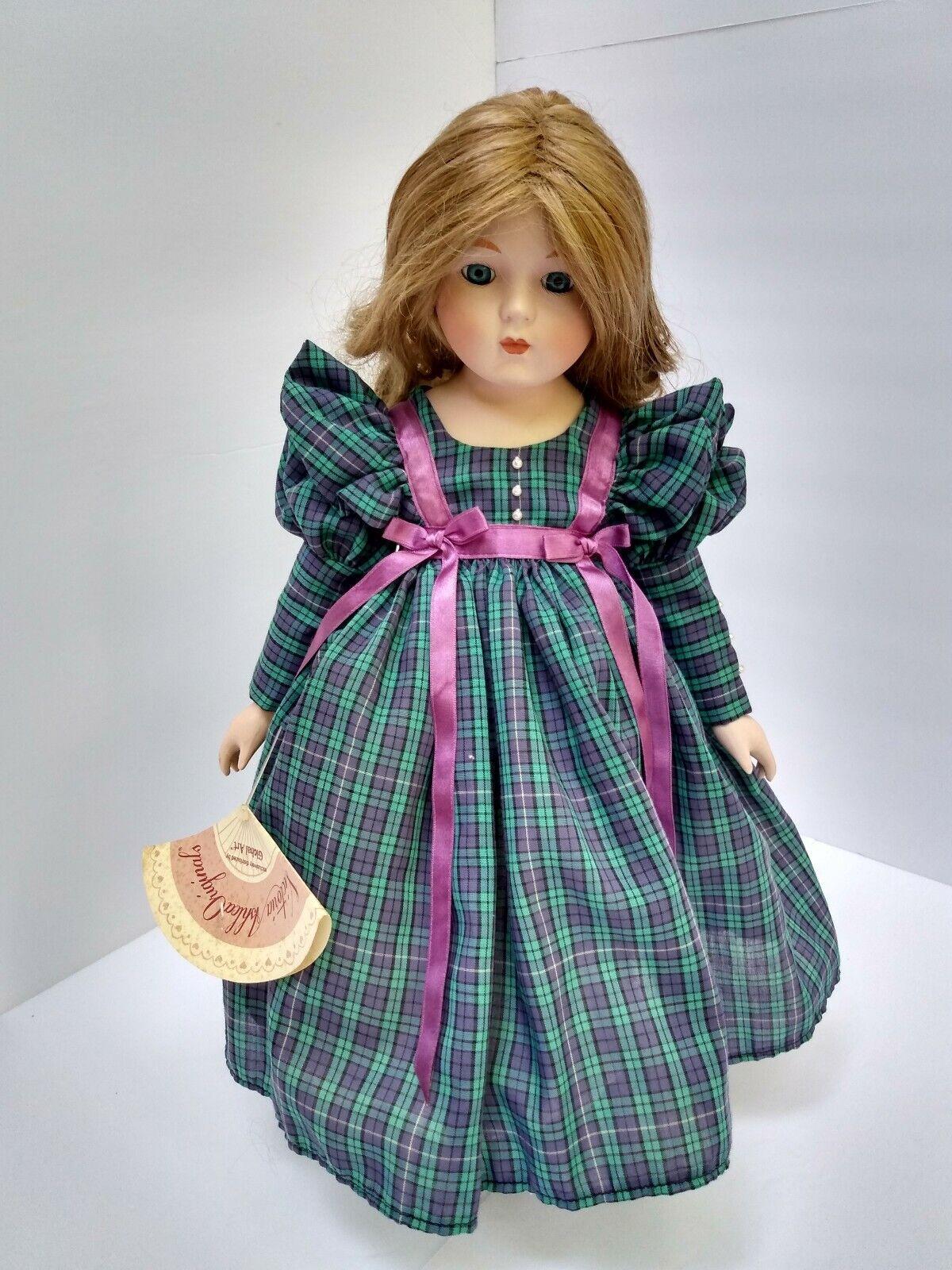 Victoria Ashlea  Original, Musical Porcelain bambola, Millie, Limited edizione  prendiamo i clienti come nostro dio
