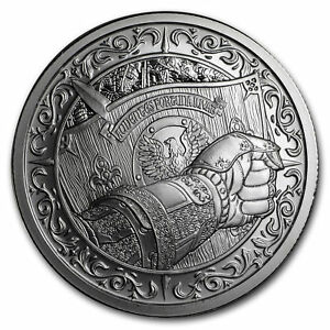 Destiny-Coin-3-The-Shield-2-oz-999-Silver-BU-Round-USA-Made-Coin-IN-STOCK