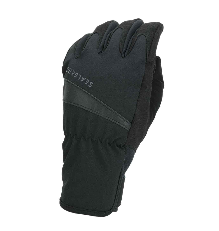 Sealskinz guantes de bicicleta impermeables para todo el día.