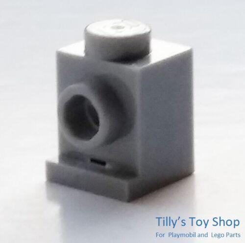 Ten 1x1 Stud Bricks Headlight Holder ID 4070 NEW Lego Pick a Colour