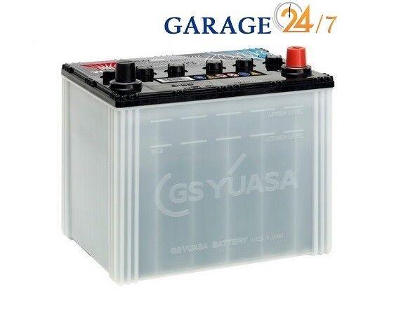 BATTERIA AUTO YUASA - GS - YBX7005 / EFB005