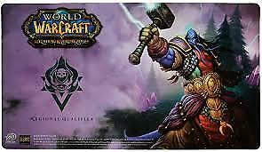 Hearthstone World of Warcraft Regional Qualifier Playmat Mouse Pad WowTCG