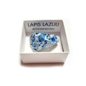 Piedra-Lapislazuli-Natural-en-Bruto-Afghanistan-En-Cajita-De-coleccion-4x4-cm