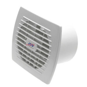 Aspiratore elettrico vortice aria areatore areazione 120 ventola bagno cucina ebay - Aspiratore bagno vortice ...
