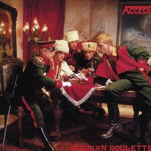 Accept-Russian-Roulette-New-CD-France-Import