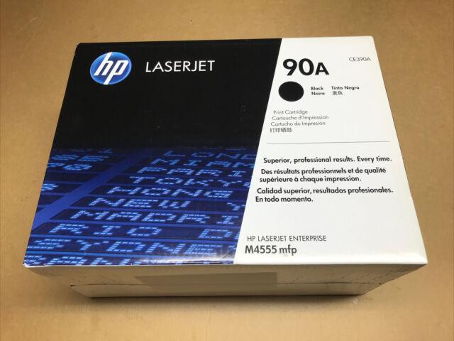 GENUINE HP CE390A / 90A Black Toner  - For HP 600 M601 M602 M603 M4555