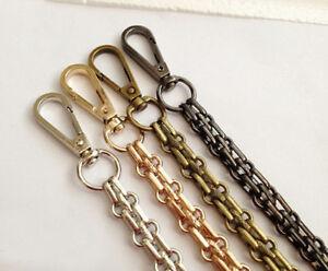 40 ~120 CM Three Rows Chain For Handbag Purse Or Shoulder Strap Bag 4 Colors #12