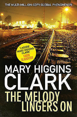"""1 of 1 - """"VERY GOOD"""" The Melody Lingers On, Clark, Mary Higgins, Book"""
