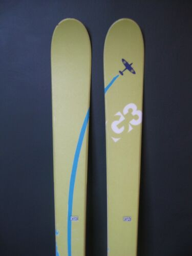 G3 Spitfire Touring Skis with Diamir Fritschi Bindings