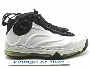 5c80dc923bb0b Nike Total Air Foamposite Max White Black Tim Duncan 2004 sz 7.5
