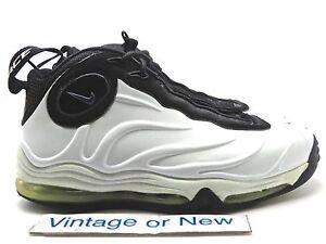 c5cc771bf52 Nike Total Air Foamposite Max White Black Tim Duncan 2004 sz 7.5