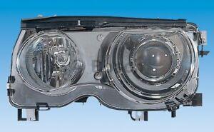 Detalles De Faro Principal Xenon Lado Izquierdo Bmw Serie 3 Compact E46 Bosch 0301187271