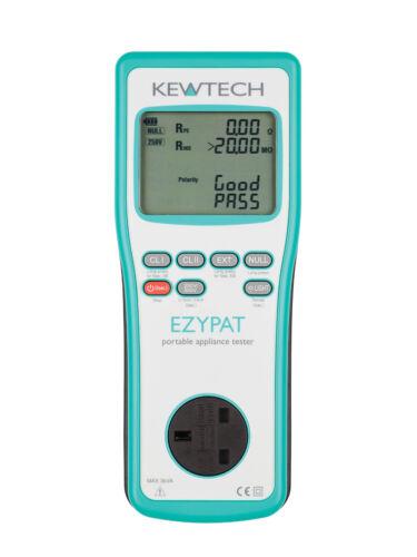 Manual PAT Tester Kewtech EZYPAT