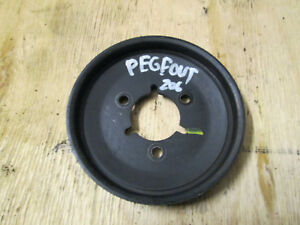 Peugeot-206-1-6-Petrol-CRANKSHAFT-PULLEY