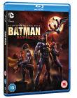 Batman Bad Blood Blu-ray 2016 Region 5051892198011 Jay Oliva