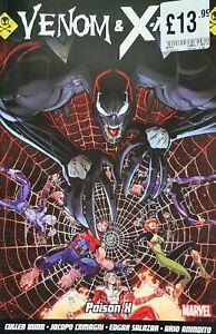 Venom-amp-X-Men-Poison-X-Marvel-Comics-Book