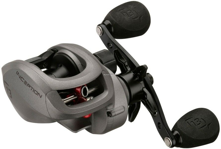 NEW ONE 3 13 Fishing  Inception Left Handed - Baitcast Reel - Handed 8.1:1  IN8.1-LH 5f0b97