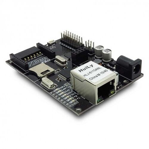 IBoard Arduino with Ethernet built-in