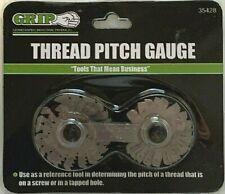 Thread Pitch Gauge Sae 4 42 Amp Metric 25 55