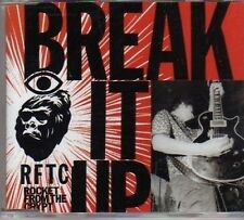 (BP21) RFTC Rocket From The Crypt, Break It Up - 1998 CD