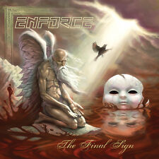 ENFORCE - The Final Sign (NEW*US METAL*LIM.500*CRIMSON GLORY*QUEENSRYCHE*D.CALM)