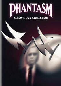 PHANTASM: 5-MOVIE DVD COLLECTION NEW DVD