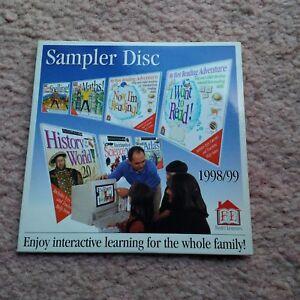 Dorling Kindersley-sampler Disc-afficher Le Titre D'origine