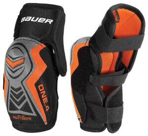 Bauer-Supreme-One-4-Eishockey-Ellenbogenschuetzer-Senior-S-B-Ware-SONDERANGEBOT