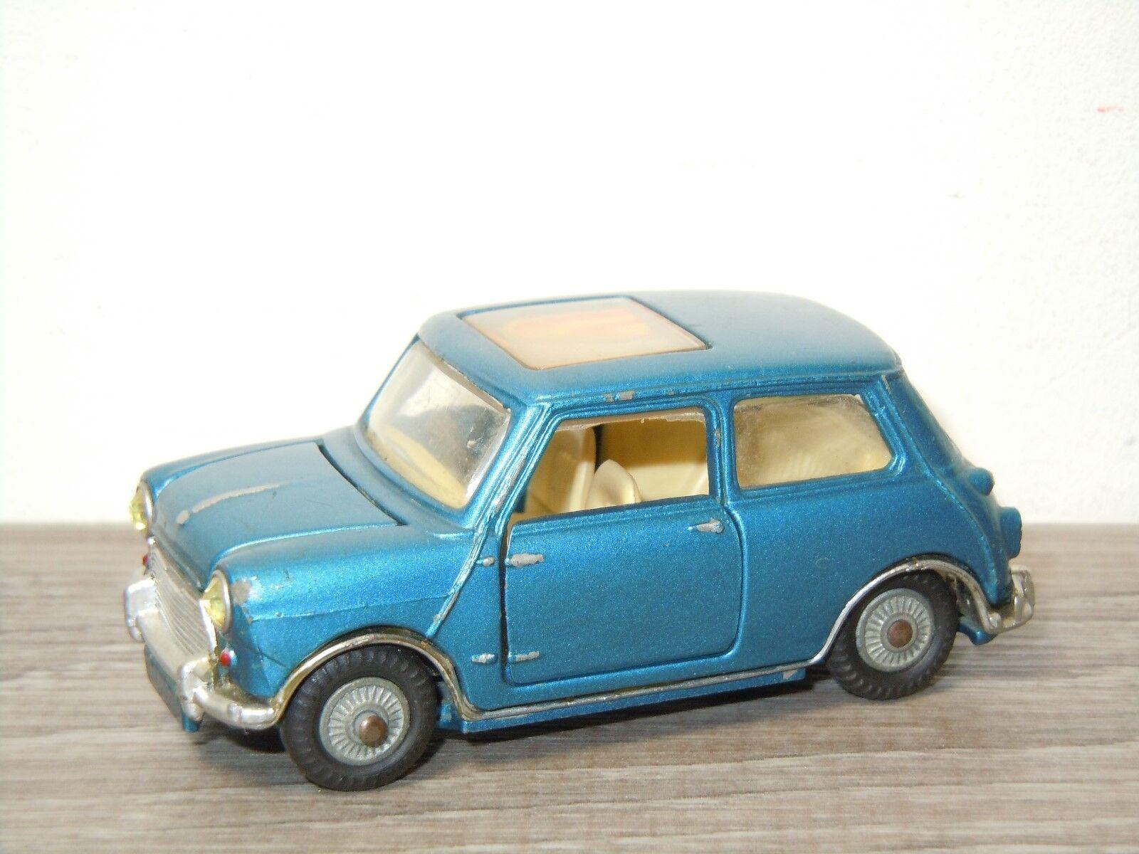 BMC Mini Cooper S - Corgi Toys 334 England 30497