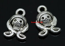 FREE SHIP 10Pcs Tibet silver head pins finding 52MM E120