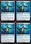 Mint Buy 2 save 25/% MTG Amonkhet AKH Choose your Common Playset x 4 cards