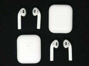 Genuine Apple Airpods 2nd Gen Fair Left Right Or Charging Case Replacement Ebay