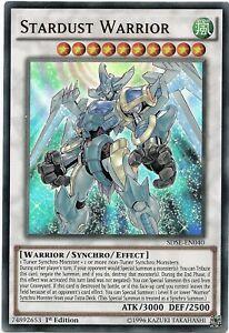 Stardust Phantom STOR-EN003 Near Mint Rare 1st Edition x3
