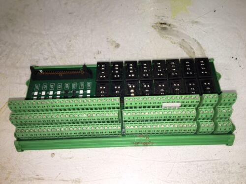 Used Phoenix Contact Relay Module P//N 5525836 5-106