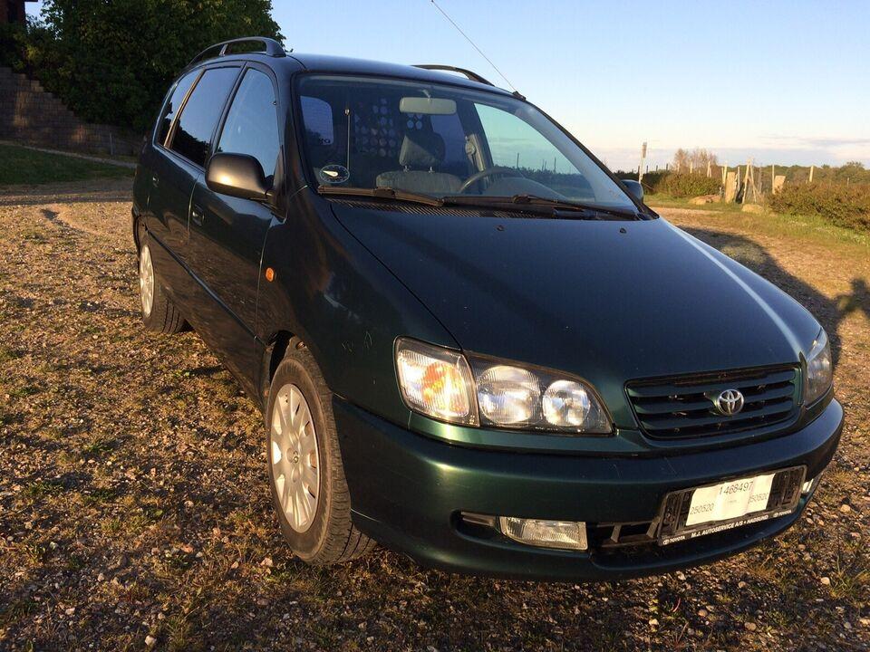 Toyota, Sportsvan, 2,2 TD