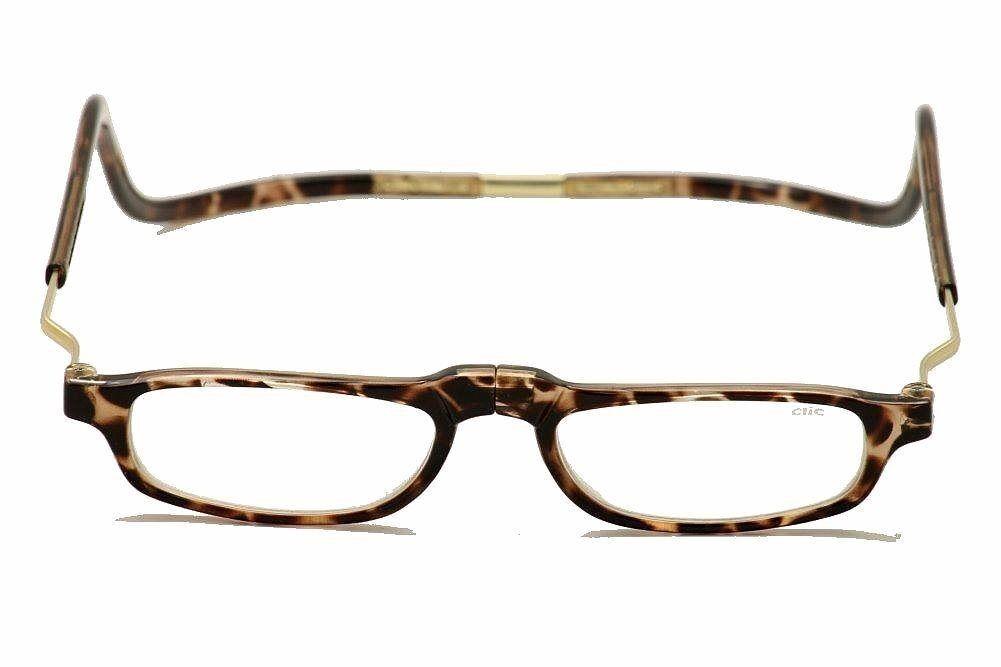 40fdc04141ec CliC Reader XXL Single Vision Half Frame DESIGNER Reading Glasses ...