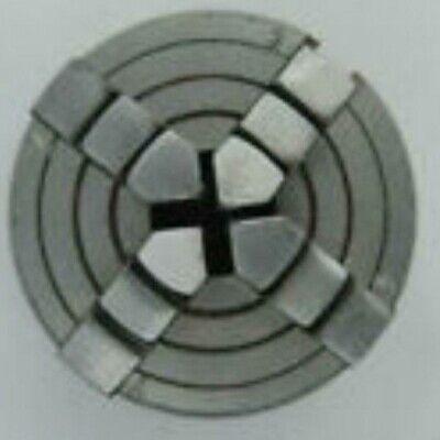 Mini 4 Jaw Independent Lathe Chuck 50mm Back Thread M12x1mm NEW