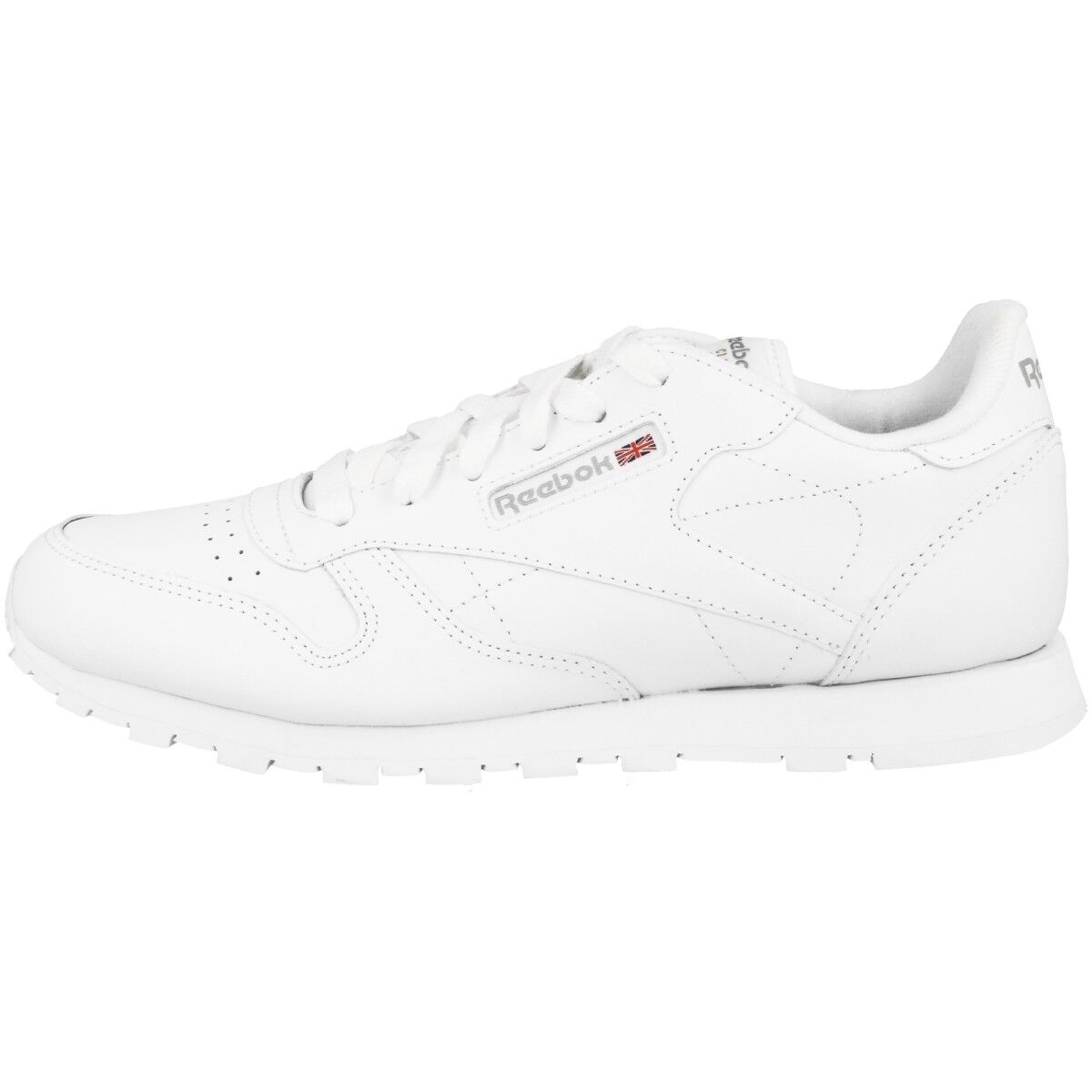 REEBOK CLASSIC LEATHER chaussures baskets baskets baskets FREIZEIT SPORT WEISS GS femmes 50151 4c408a