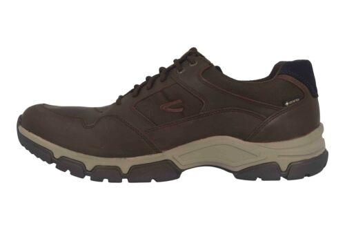 Camel active Impact GTX Sneaker en grande taille marron 547.11.01 grandes Chaussures Hommes