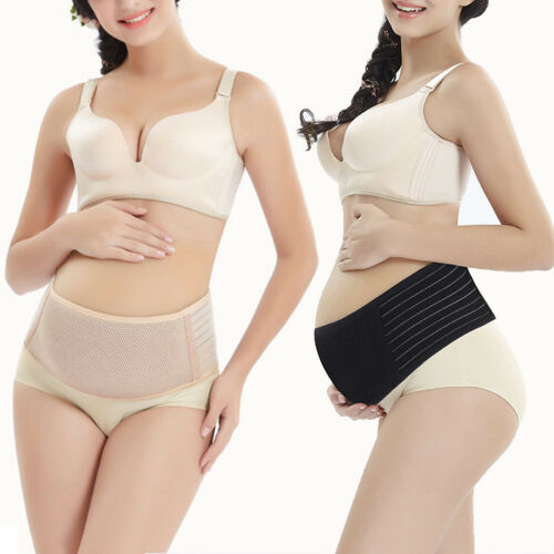 Maternity Support Belt Pregnancy Women Belly Band Brace Waist Abdomen Holder 1PC