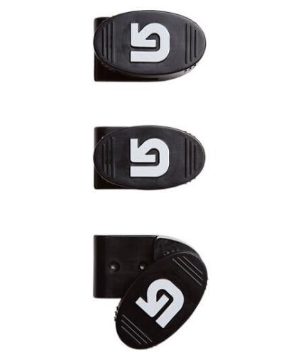Snowboard Tools Tuning BURTON WALL MOUNTS 2021 black Zubehör