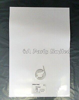 Bathroom Mirror Heater Defogger// Demister 230V Size 500 x 700 mm Rectangular