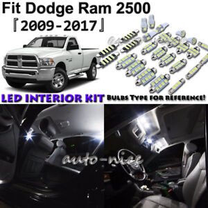 Image Is Loading 11x White Led Interior Lights Package Kit For