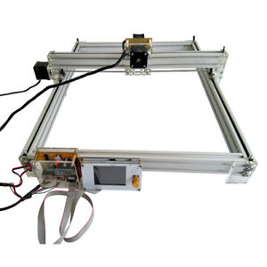 Details about Bachin 1600MW Offline TFT LCD 40*50CM Laser Engraving Machine  DIY Logo Printer
