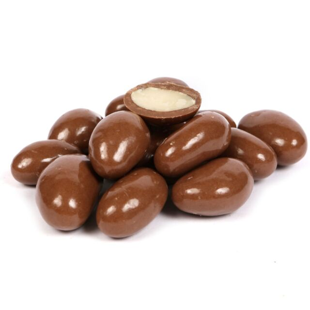 Dorri Milk Chocolate Brazil Nuts Available From 50g To 3kg