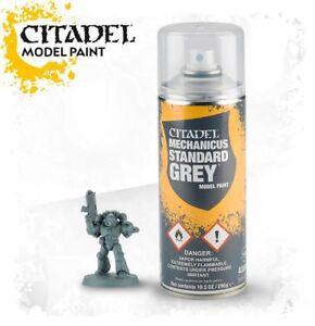 Games Workshop Citadel Mechanicus Standard Gris Amorce 400ml Primer