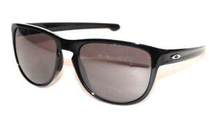 67200c59fb Oakley Sliver R OO9342-07 Polished Black W Prizm Daily Polarized ...