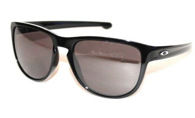 50c00f413f0 Oakley Sliver R OO9342-07 Polished Black W Prizm Daily Polarized Sunglasses